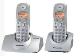 Panasonic KX-TG1812ALS Digital Cordless Phone